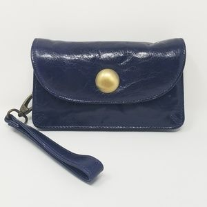 Latico Leather Wallet Wristlet